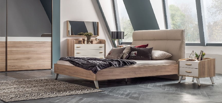 Enza Home Lina Yatak Odası Enza Home 2018 Yatak Odası Tasarımları