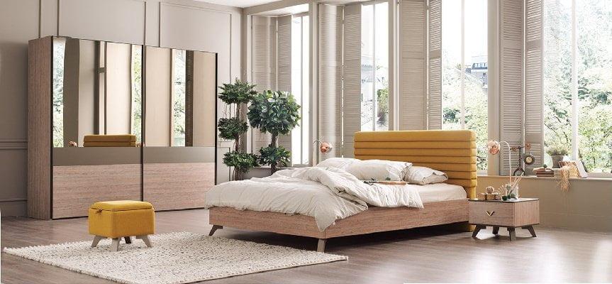 Enza Home Luce Yatak Odası Enza Home 2018 Yatak Odası Tasarımları