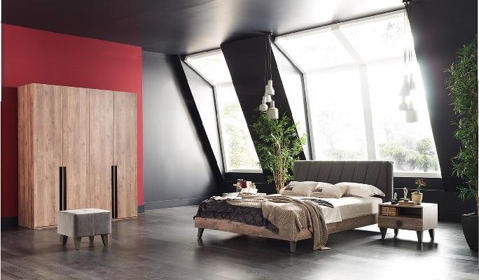 Enza Home Orlando Yatak Odası Enza Home 2018 Yatak Odası Tasarımları
