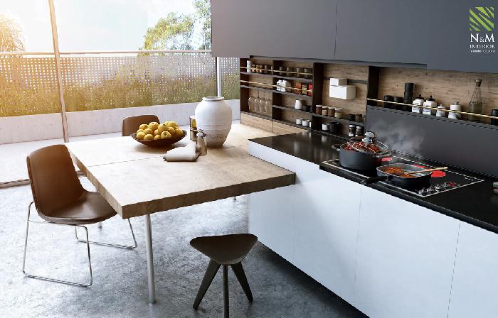 mutfak yemek alanı mutfakğınızın cazibesini arttıracak kahvaltı köşeleri