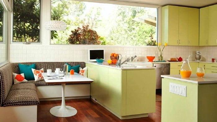 mutfak yemek yeme köşesi mutfakğınızın cazibesini arttıracak kahvaltı köşeleri