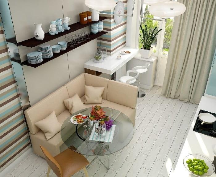 mutfak köşe masa sandalye