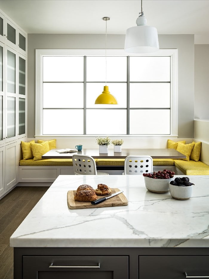 Mutfakğınızın Cazibesini Arttıracak Kahvaltı Köşeleri 27