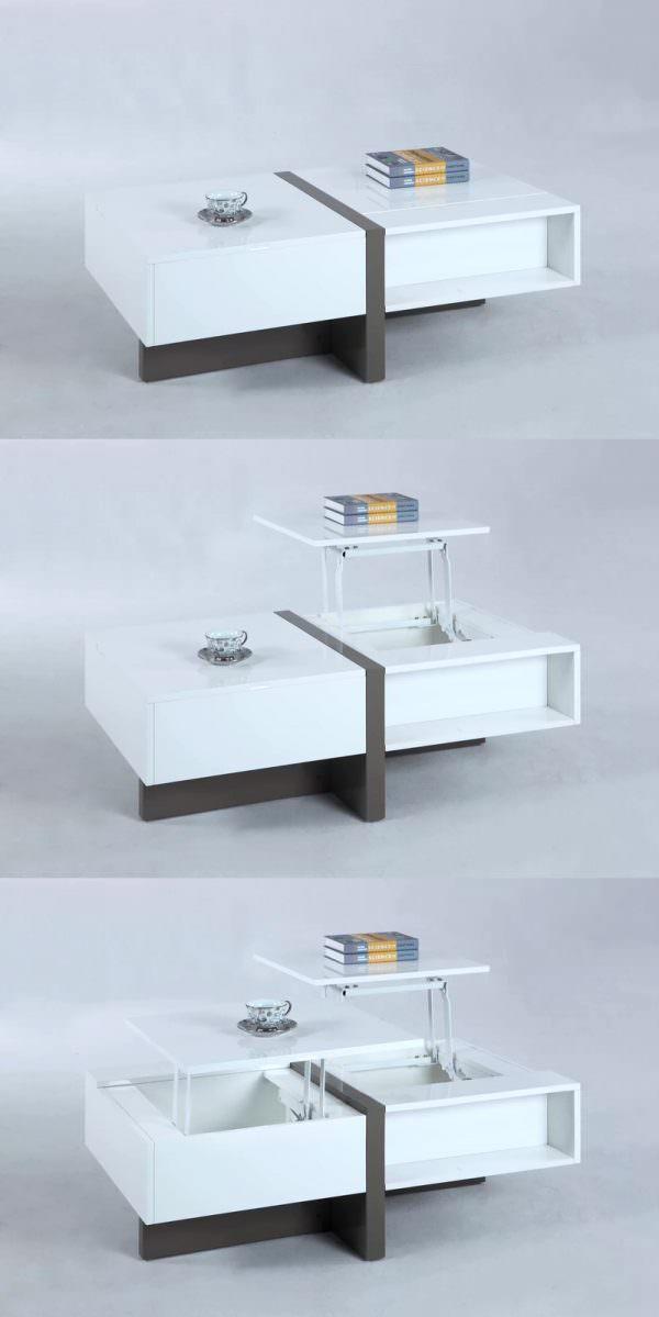 dekoratif sehpa tasarımları Pratik Fonksiyonel Sehpa Modelleri