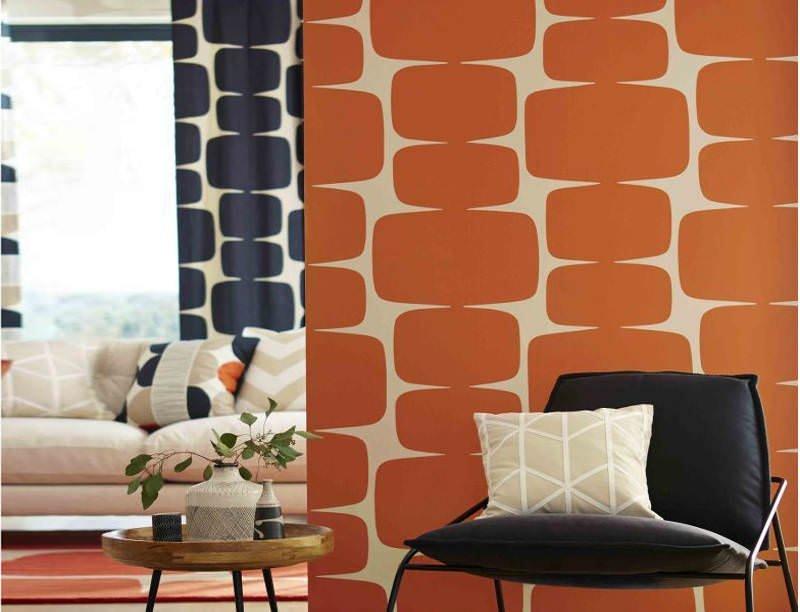 Turuncu Renk İle Ev Dekorasyon Fikirleri 3