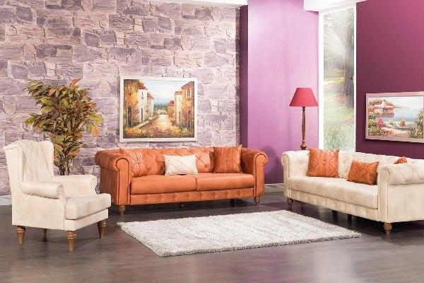 Aldora Mobilya Ring Koltuk Takımı Modelli aldora mobilya yeni koltuk takımı modelleri