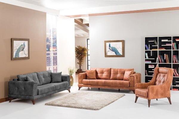 Aldora Mobilya Vivano Koltuk Takımı Modeli aldora mobilya yeni koltuk takımı modelleri