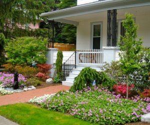 Evinizin Bahçe Peysajını Düzenleme Fikirleri