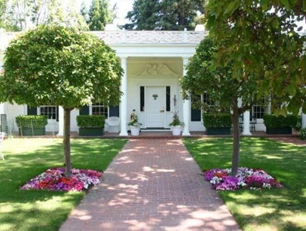Evinizin Bahçe Peysajını Düzenleme Fikirleri 1