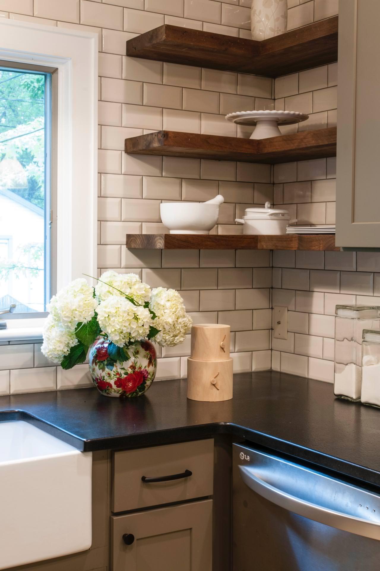 mutfak köşe çekmece modelleri