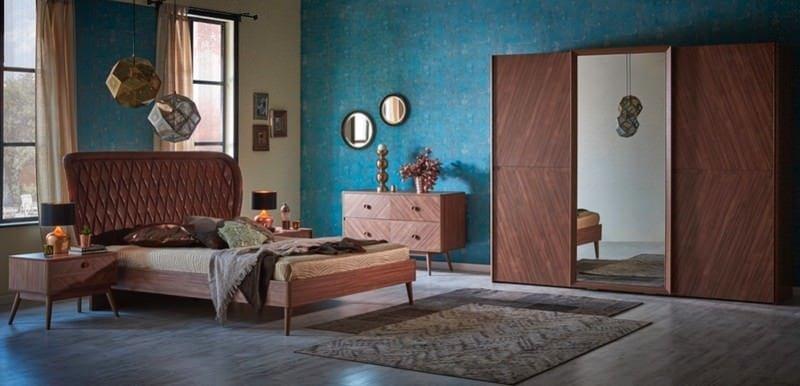 Doğtaş Mobilya Clarissa Yatak Odası Modeli
