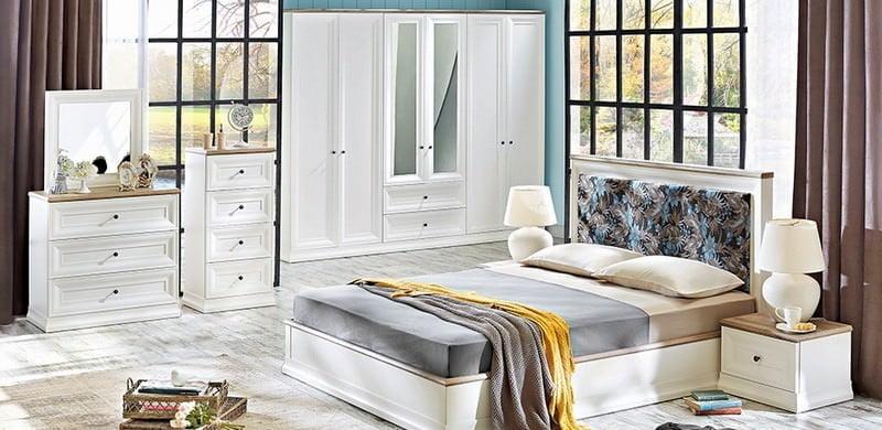 Doğtaş Mobilya Country Yatak Odası Modeli