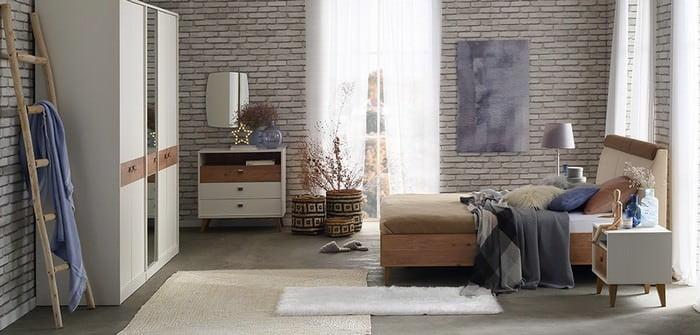 Doğtaş Mobilya Mayer Yatak Odası Modeli