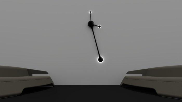 Havalı Duvar Saati Tasarım Fikirlerinden Bazıları 2