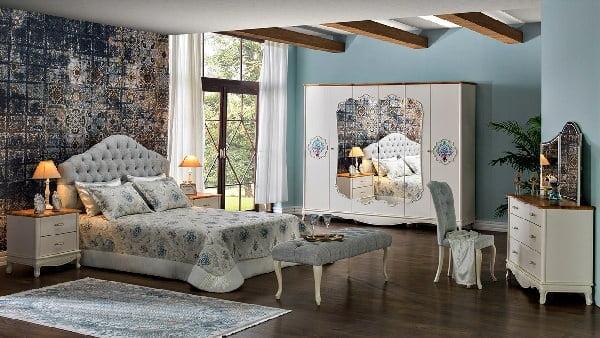 Bellona Mobilya 2018 Yatak Odası Tasarımları 27