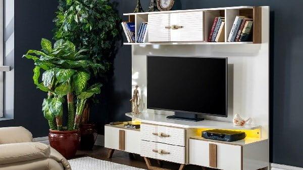 en güzel tv ünite modelleri