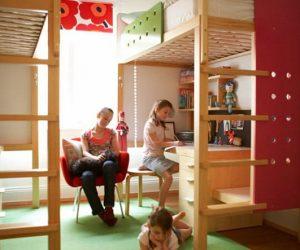 En Güzel Ve Kullanışlı Dekore Edilmiş Çocuk Odası Dekorasyon