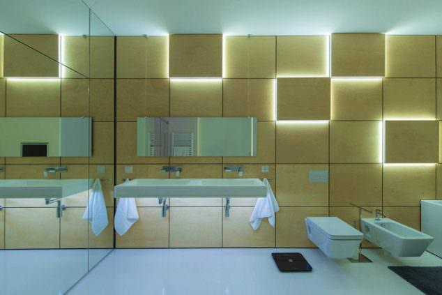banyo-led-aydinlatma-fikirleri Banyo LED Aydınlatma Fikirleri