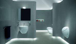 Banyo LED Aydınlatma Fikirleri