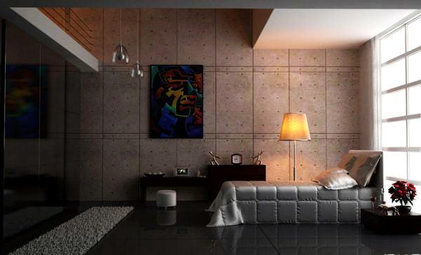 dekoratif-dekorasyon-yatak-odasi
