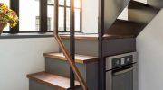 İlginç Ve Farklı Dubleks Daire Merdiven Modelleri