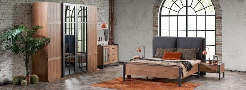 alfemo yatak odası mobilyaları