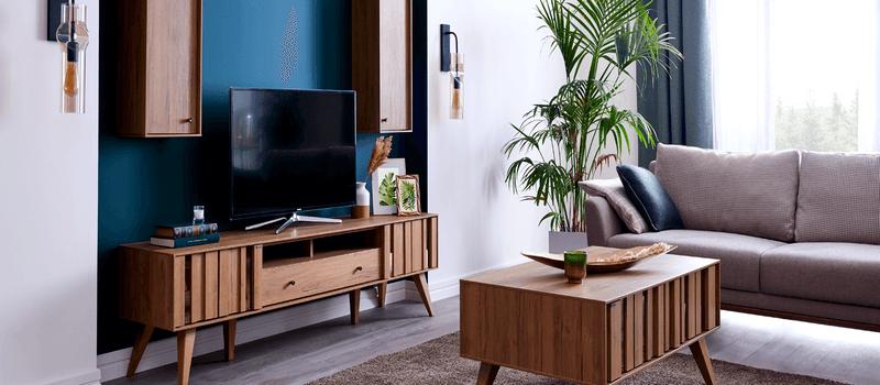 kelebek mobilya tv ünite modelleri
