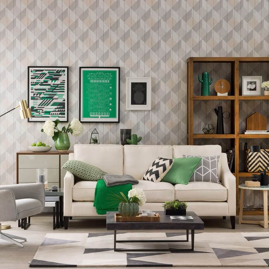 Oturma Odanızda Modaya Uygun Dekorasyon Stilleri Nasıl Oluşturulur 22