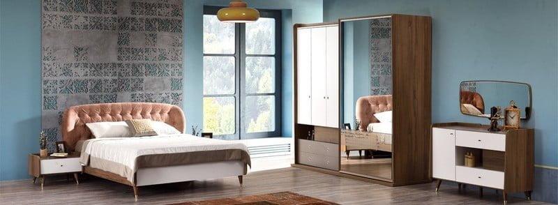 alfemo mobilya yatak odası fiyatları