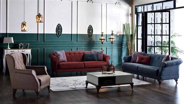 mondi mobilya 2019 tasarım koltuk takımı modelleri - indigo koltuk takimi - Mondi Mobilya 2019 Tasarım Koltuk Takımı Modelleri