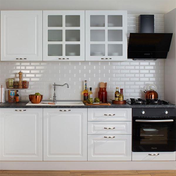 Koçtaş Yeni Tasarım Mutfak Dolapları 11