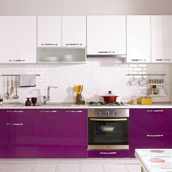 Koçtaş Yeni Tasarım Mutfak Dolapları 26