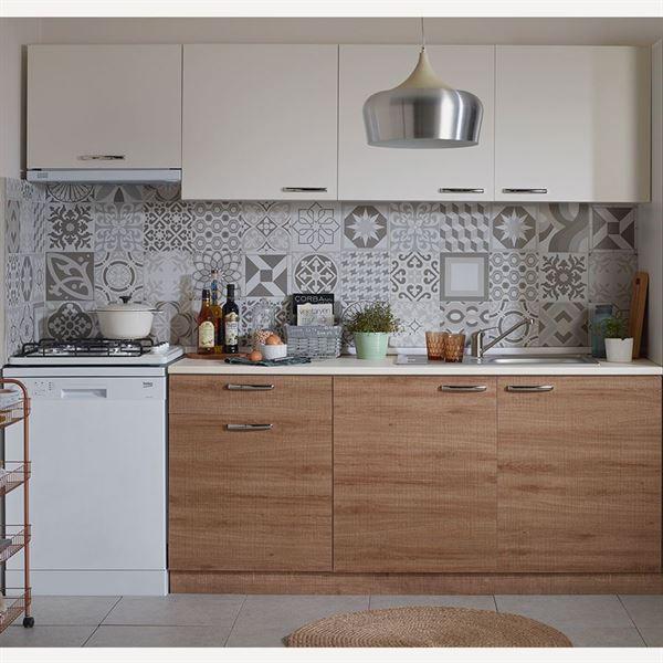 Koçtaş Yeni Tasarım Mutfak Dolapları 13