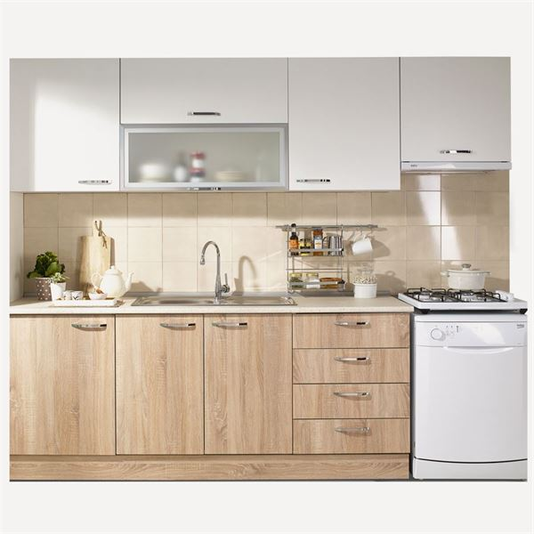 Koçtaş Yeni Tasarım Mutfak Dolapları 6