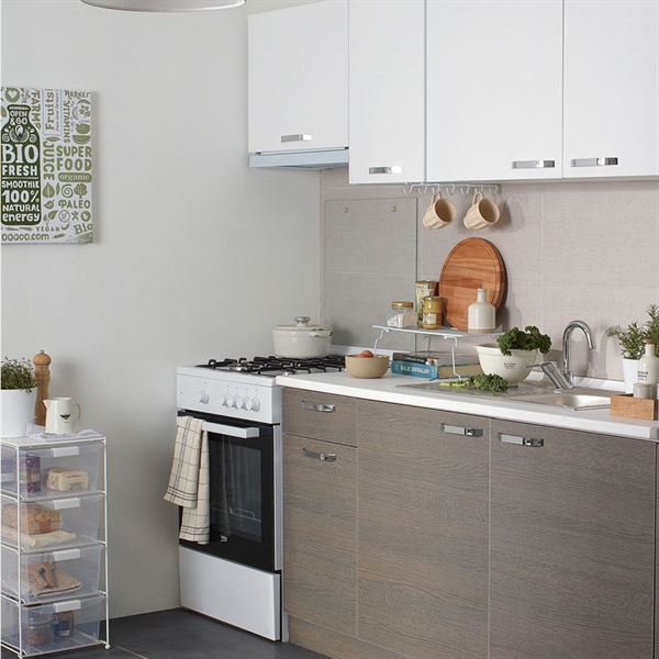Koçtaş Yeni Tasarım Mutfak Dolapları 8