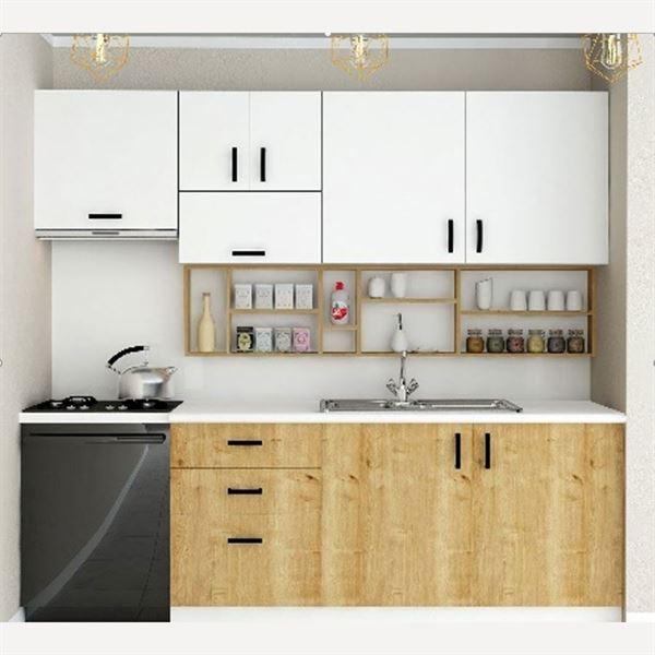 Koçtaş Yeni Tasarım Mutfak Dolapları 9
