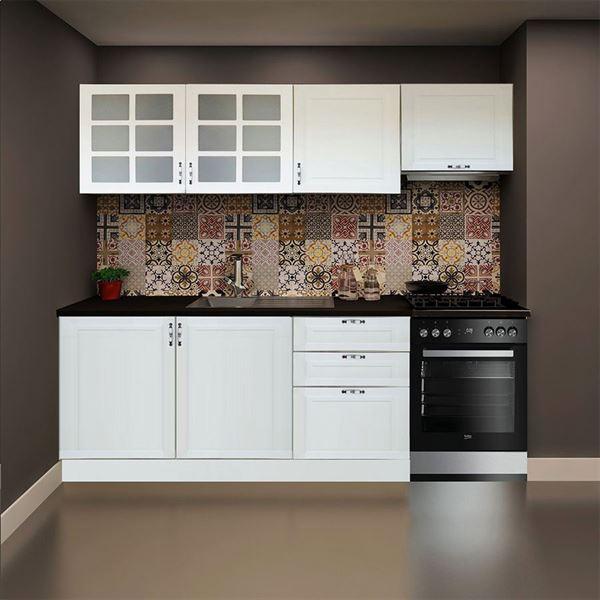 Koçtaş Yeni Tasarım Mutfak Dolapları 10