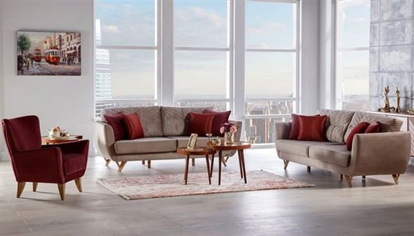 mondi mobilya 2019 tasarım koltuk takımı modelleri - luna koltuk - Mondi Mobilya 2019 Tasarım Koltuk Takımı Modelleri