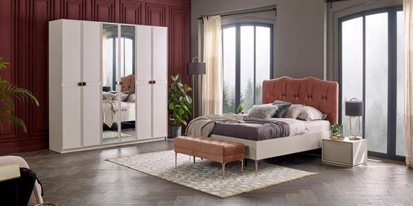 yatak odası kapaklı gardırop