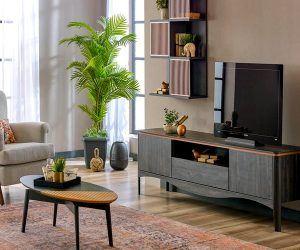 Alfemo Mobilya Yeni Tasarım Tv Ünite Modelleri
