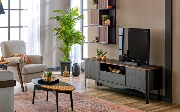Alfemo Mobilya Yeni Tasarım Tv Ünite Modelleri 10