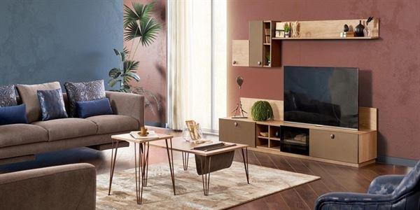 alfemo mobilya yeni tasarım tv Ünite modelleri - alfemo misty tv unitesi - Alfemo Mobilya Yeni Tasarım Tv Ünite Modelleri