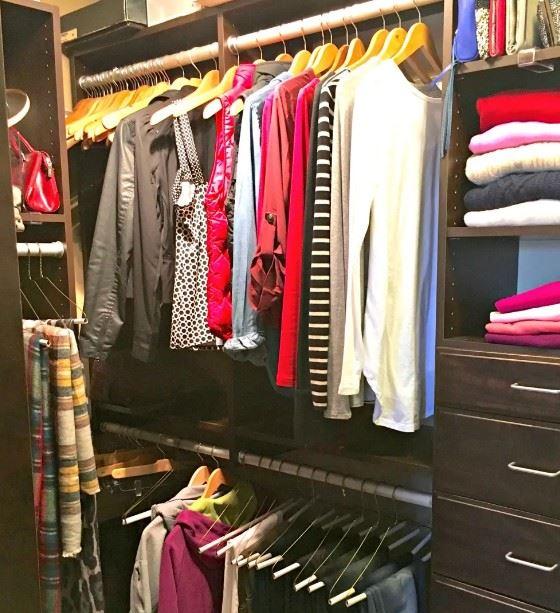 giyim odası gardırop fikirleri