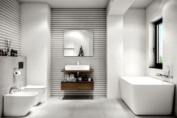banyo duvar dekorasyon