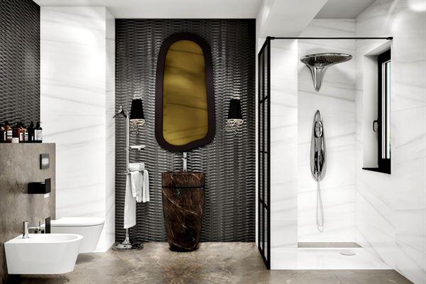 dekoratif banyo dekorasyon