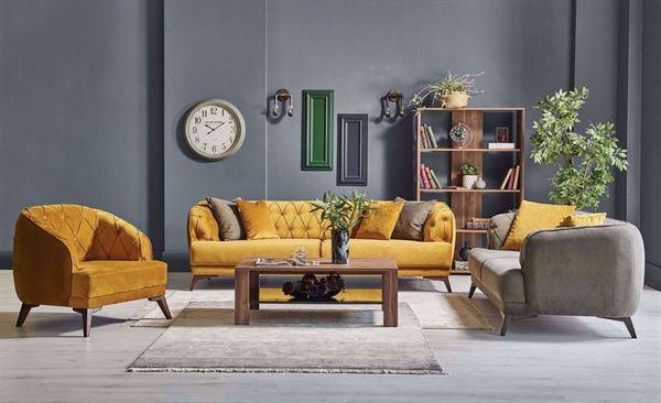 Kelebek mobilya 2020 yeni salon takımı