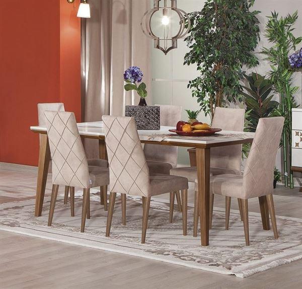 ModaLife Masa Sandalye Takımı Modelleri 7