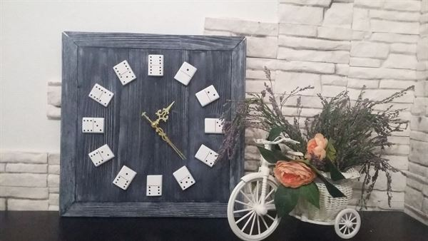 masa üstü dekoratif saat