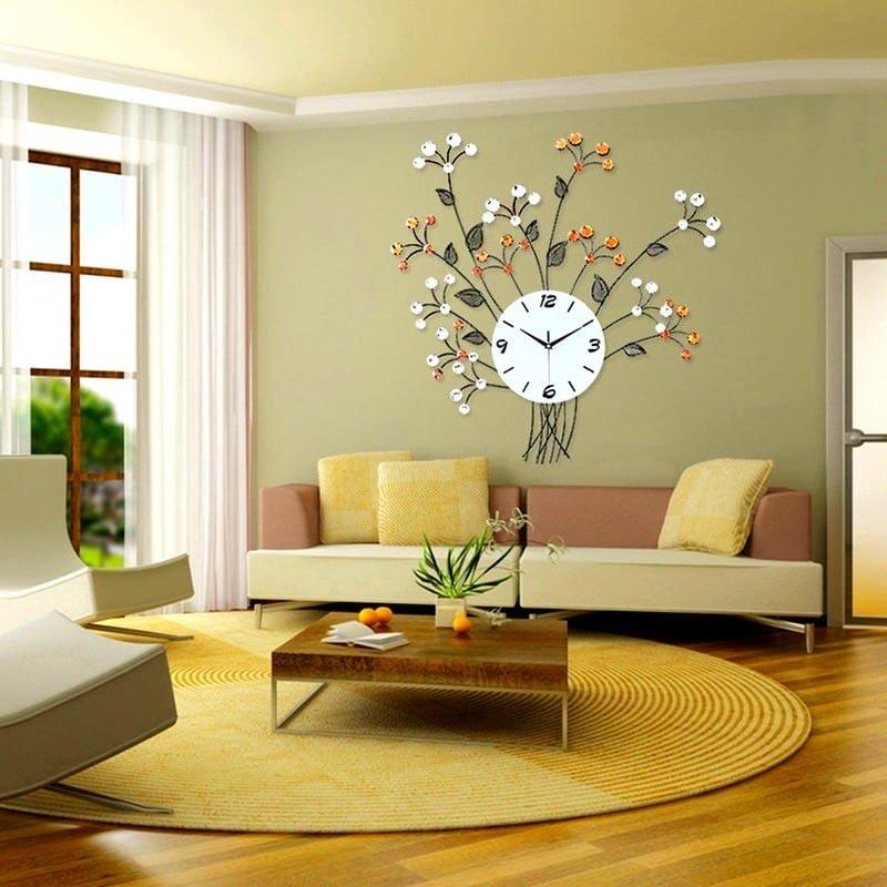 dekoratif salon duvar saati
