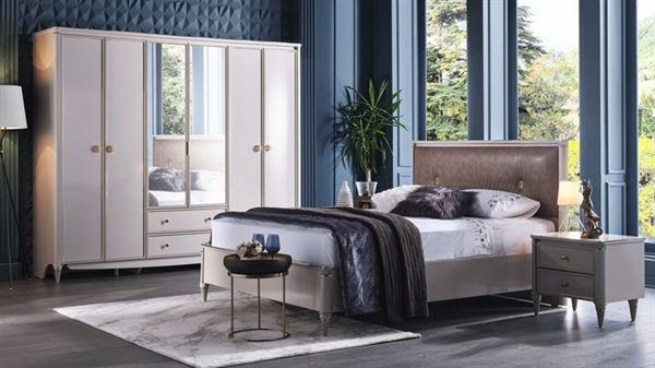 istikbal luxe yatak odası